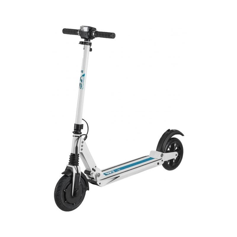 Sxt light trottinette electrique legere blanche